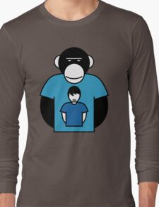 Planet Apes-man Long Sleeve T-Shirt
