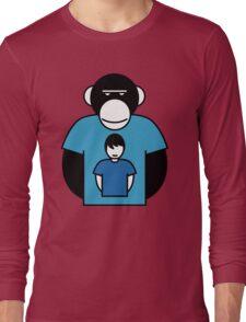 Planet Apes-man Long Sleeve T-Shirt