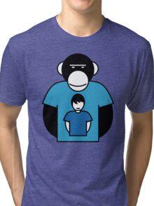 Planet Apes-man Tri-blend T-Shirt