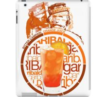 Garibaldi recipe iPad Case/Skin
