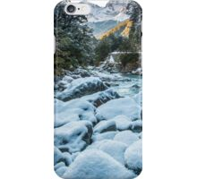 Ice on the Rocks iPhone Case/Skin