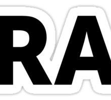 JDM sticker - BRAP  Sticker