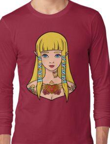 Zelda - Skyward Sword (SG Style) Long Sleeve T-Shirt