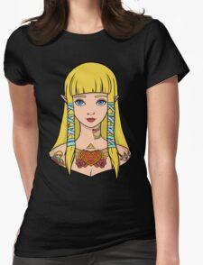 Zelda - Skyward Sword (SG Style) Womens Fitted T-Shirt