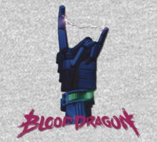 Blood Dragon by Krystin Wallace
