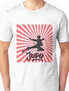 JUDO ILLUSTRATION Unisex T-Shirt