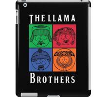 The Llama Brothers iPad Case/Skin