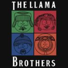 The Llama Brothers by Seignemartin
