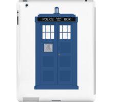 The Doctors TARDIS iPad Case/Skin