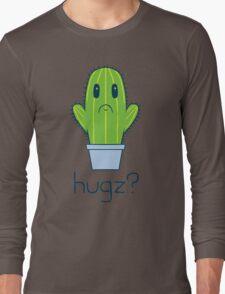 Hugz Cactus Long Sleeve T-Shirt