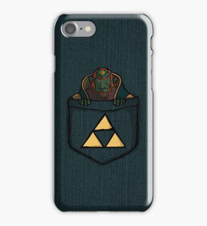 Pocket Ganon iPhone Case/Skin