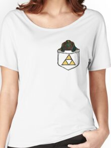 Pocket Ganon Women's Relaxed Fit T-Shirt