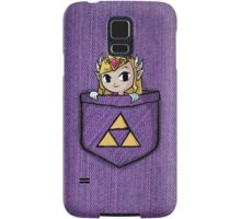 Pocket Zelda Samsung Galaxy Case/Skin