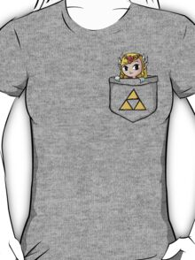 Pocket Zelda T-Shirt