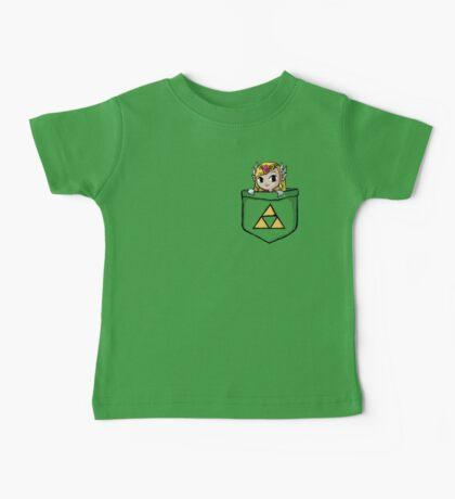 Legend Of Zelda - Pocket Zelda Baby Tee