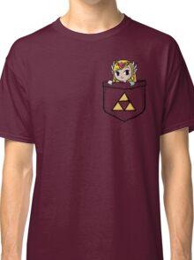 Legend Of Zelda - Pocket Zelda Classic T-Shirt