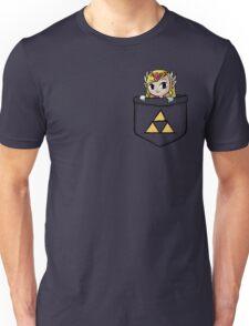 Legend Of Zelda - Pocket Zelda Unisex T-Shirt