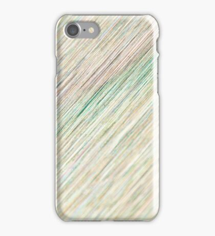 Stainless Steel Macro Photograph iPhone Case/Skin