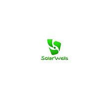 SolarWells Fan Badge Logo by John Wells