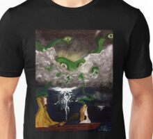The Alien, the Dog, and Dingus X Unisex T-Shirt