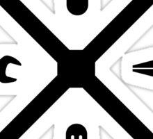 JDM sticker - Essential tools Sticker