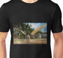 Plane - Odd - The early bird 1910 Unisex T-Shirt