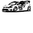 VW-Polo-R-WRC 2014 by garts