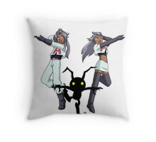Team Ansem Throw Pillow