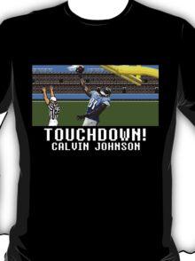 Calvin Johnson Techmo Touchdown T-Shirt