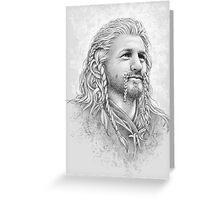 Hobbitcon 2015 Fili Greeting Card