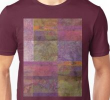 Virginia Creeper Abstract Unisex T-Shirt