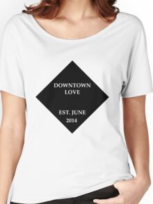 G-Eazy Downtown love Women's Relaxed Fit T-Shirt