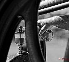 Historic Engine - a well deserved refill (5) by Wolf Sverak