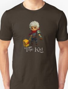 The Kid with Text Unisex T-Shirt