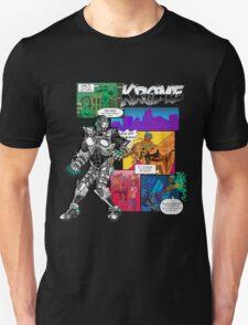 Krome Comic Unisex T-Shirt