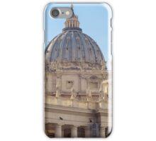 Rome - St Peter Basilica iPhone Case/Skin