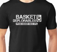 Proud Member Basket Of Deplorables Member Since 1776 Unisex T-Shirt
