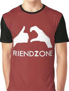 Friendzone (white text) Graphic T-Shirt