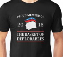 The Basket of Deplorables 2016  Unisex T-Shirt