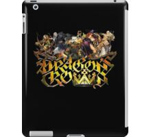 Dragon's Crown Characters iPad Case/Skin