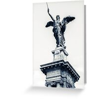 Angels from Rome Greeting Card