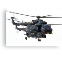 Mil Mi-171 Canvas Print