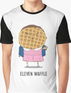 Eleven Waffle Graphic T-Shirt