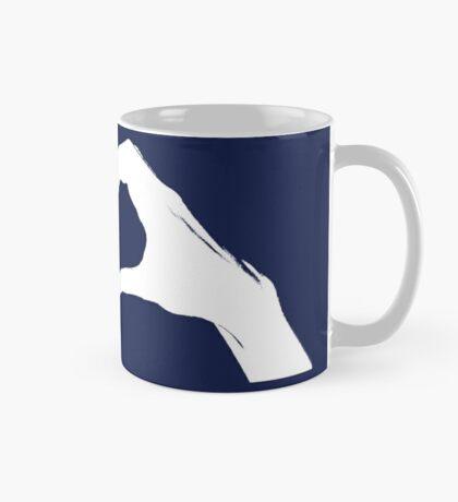 Friendzone (just hands) Mug