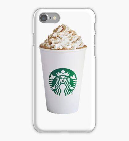 pumpkin spice latte  iPhone Case/Skin