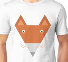 happi fox Unisex T-Shirt