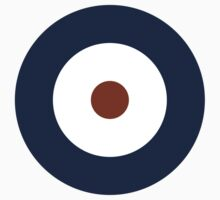 Royal Air Force - Historical Roundel Type A 1937 - 1942 Kids Tee