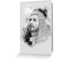 Your Heart Pounding - Fili Greeting Card