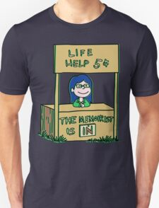 Life helper - vintage version Unisex T-Shirt