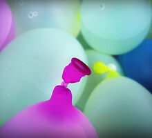 Water Balloons by Susan S. Kline